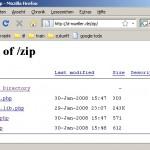 Dateinamensübersicht