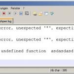 PHP Errorlog
