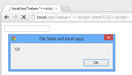 Chrome ohne Filter